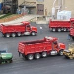 Earthmovers Paving Project