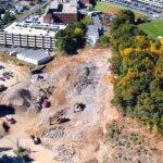 Earthmovers site development