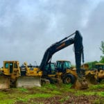 Earthmovers machinery